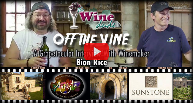 Off The Vine with Bion Rice