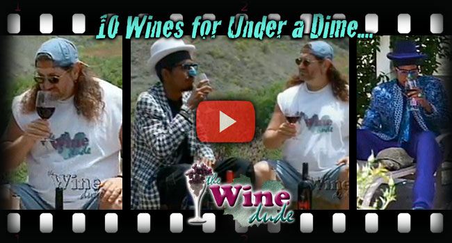 10 Wines for Under a Dime with Humpty Hump